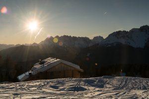 Monte Zovo: Rifugio De Dòo