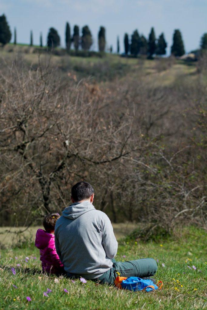 Tata al parco