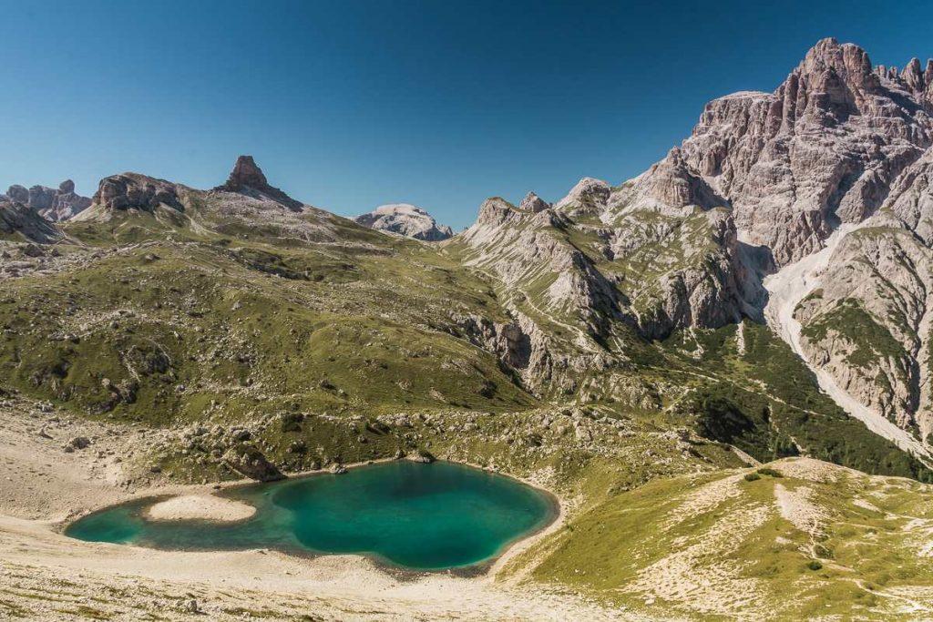 Tappa 4 Altavia: Lago del monte Paterno