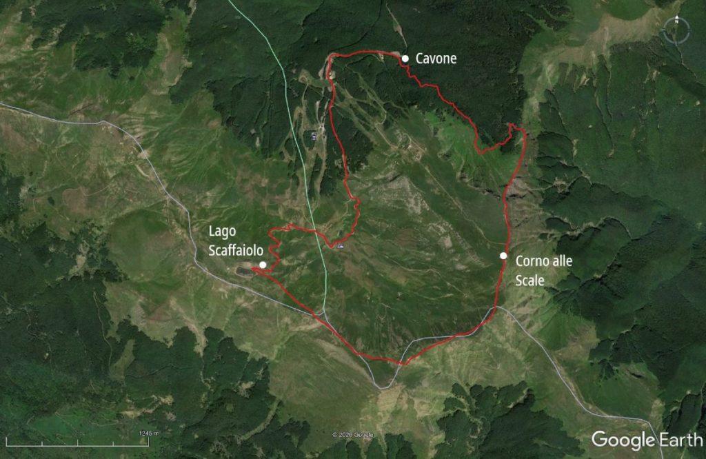 Lago Scaffaiolo 1 Earth