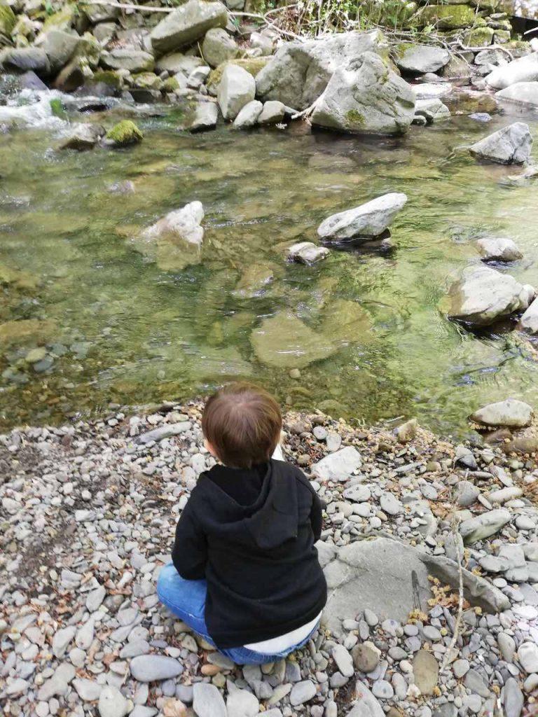 Tata al fiume