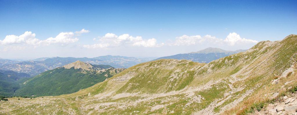 Monte Giovo panoramica