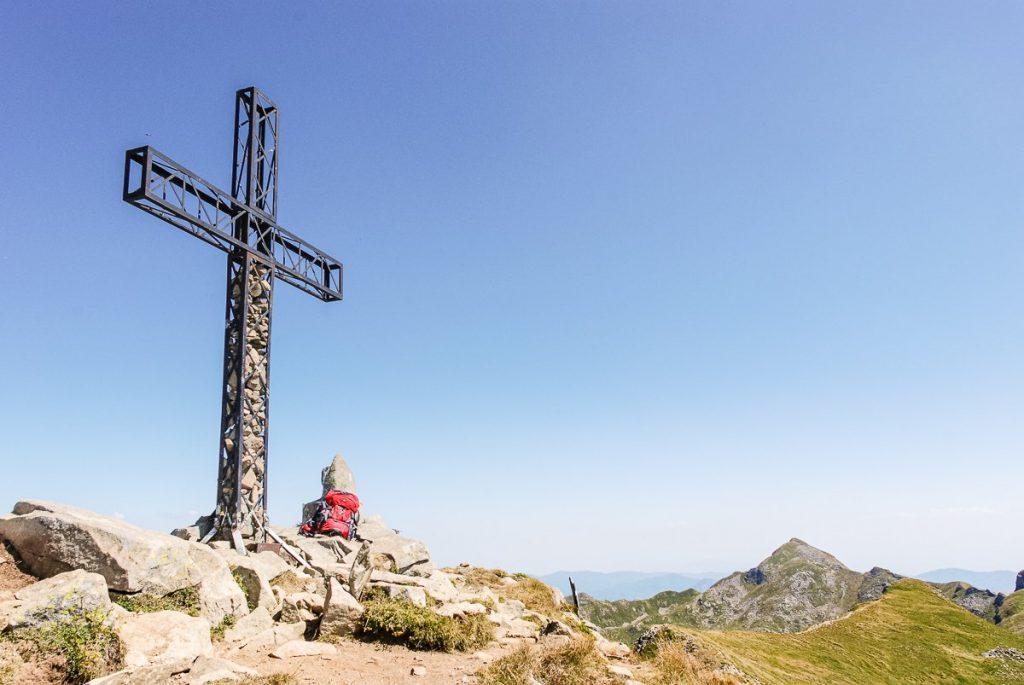 Croce al Monte Giovo