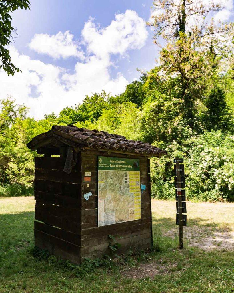 Località Mulino della Riva