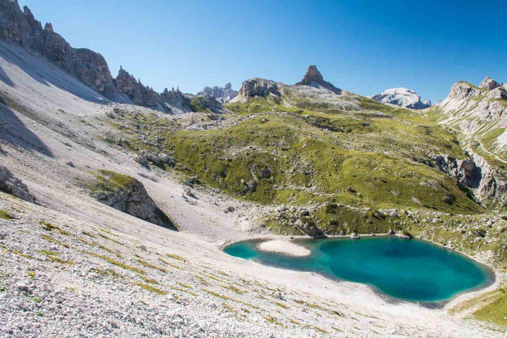 Lago del Monte Paterno