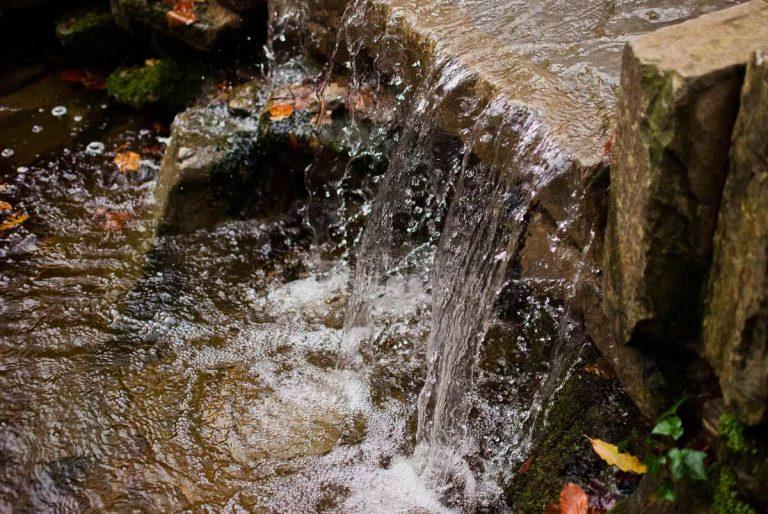 Cascata Acquacheta - acqua