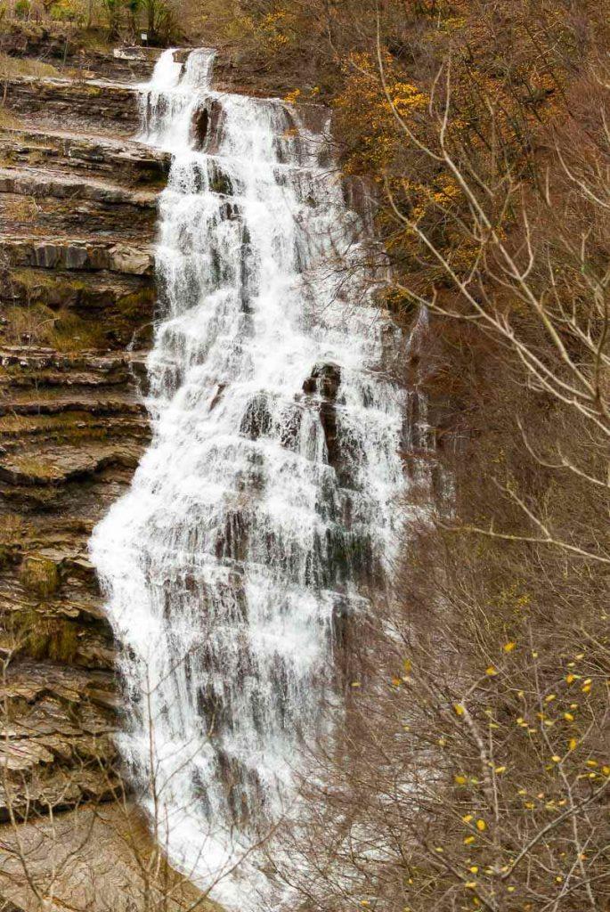 Cascata Acquacheta - cascata