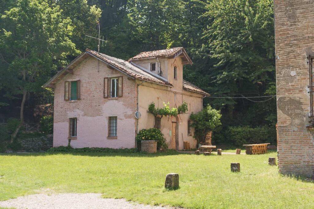 Villa Ghigi: la casa del custode