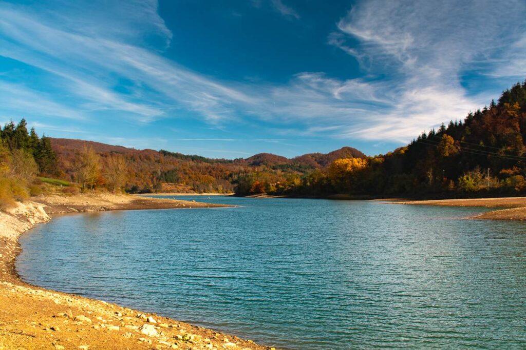 Il Lago Brasimone
