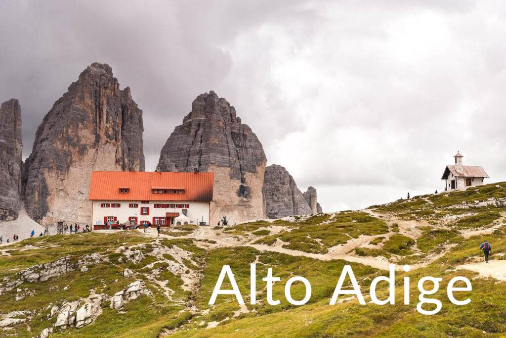 Alto Adige Copertina