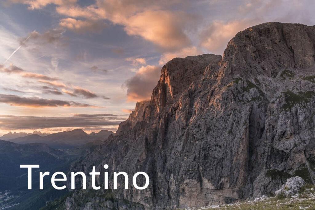 Trentino Copertina