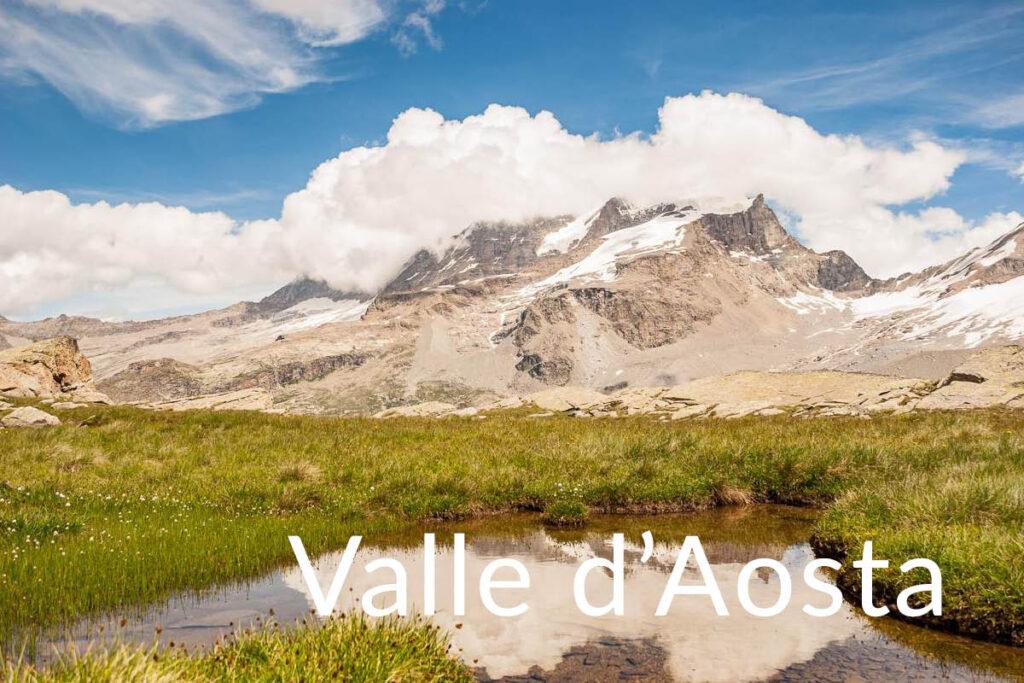Valle d'Aosta Copertina